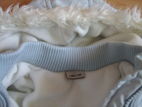 Cherokee kályameleg téli kabát 104 es